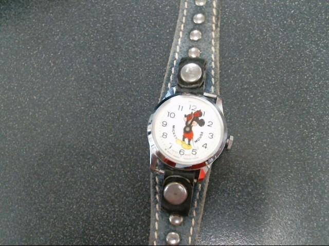 BRADLEY Gent's Wristwatch MICKEY MOUSE WHATCH