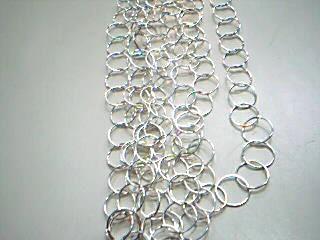 "48"" Silver Chain 925 Silver 25.6g"