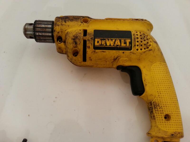"""DeWalt Type 3 Heavy Duty 3/8"""" Drive Corded Drill D21002"""