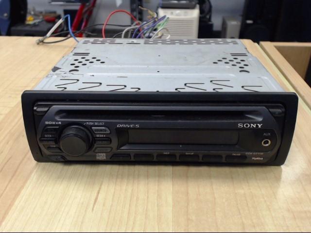 SONY Car Audio CDX-GT11W