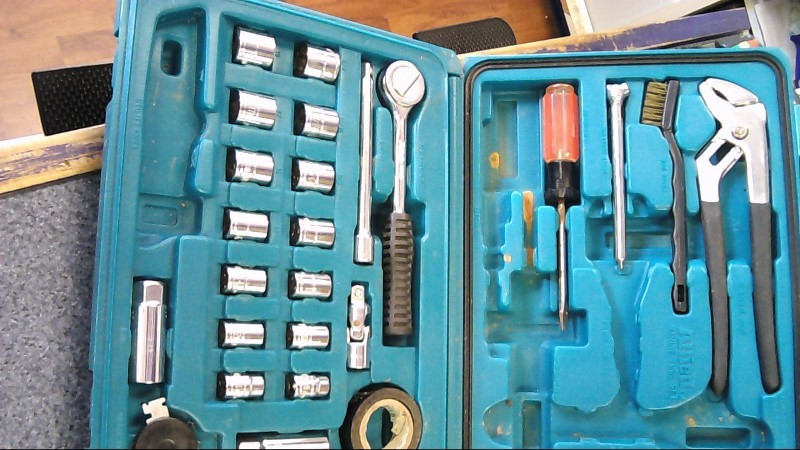 ALLIED TOOLS Sockets/Ratchet SOCKET SET