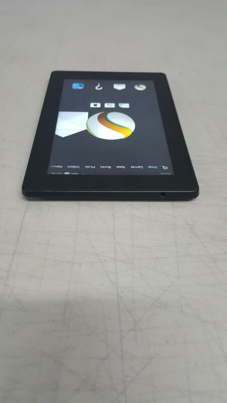 Amazon Kindle Fire HD (3rd Gen) 8GB, Wi-Fi, 7in - Black