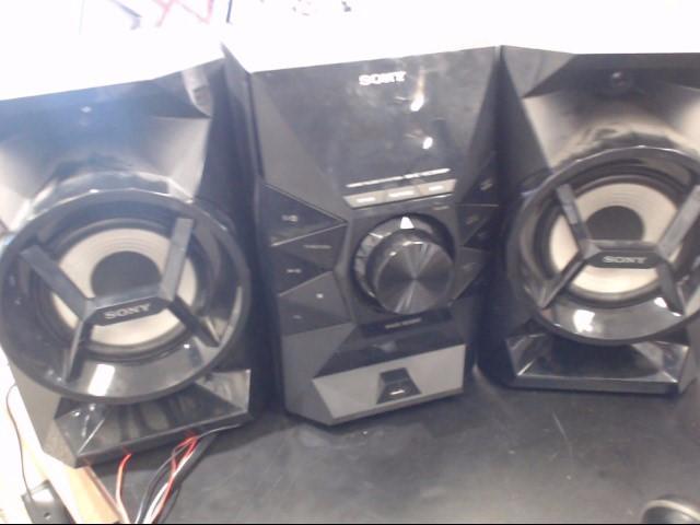 SONY Boom Box MHC-EC619IP