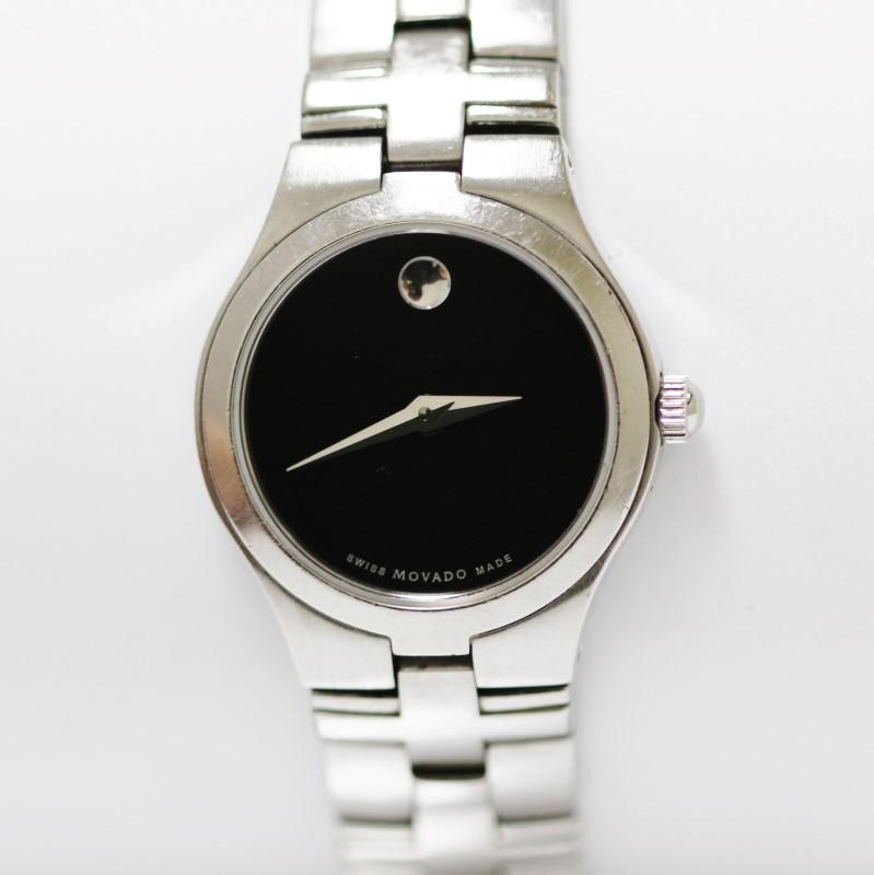 Movado Women's Stainless Steel Watch 4 E4 1844