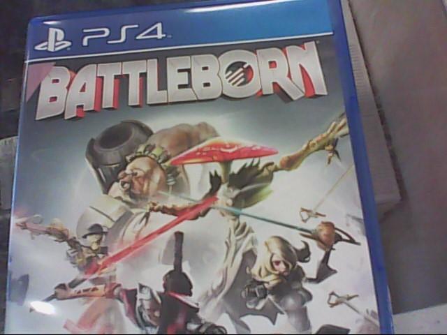 SONY Sony PlayStation 4 Game BATTLEBORN