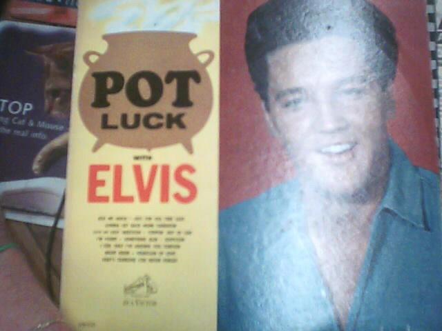 Entertainment Memorabilia MISC ELVIS PRESLEY ITEMS