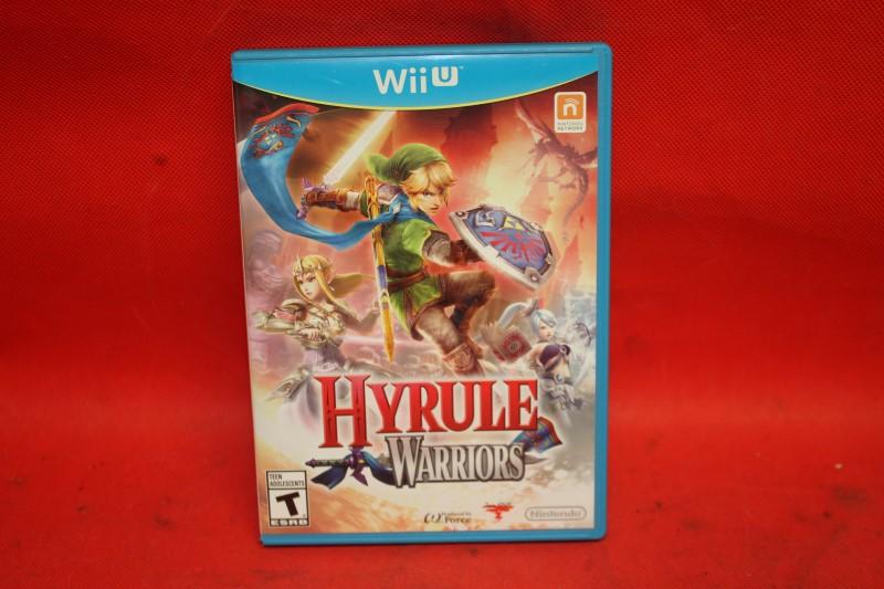Hyrule Warriors (Nintendo Wii U, 2014)