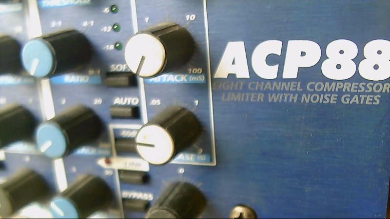 Presonus Mixer ACP-88 Rack Gear