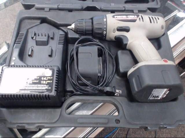 PORTER CABLE Cordless Drill 822