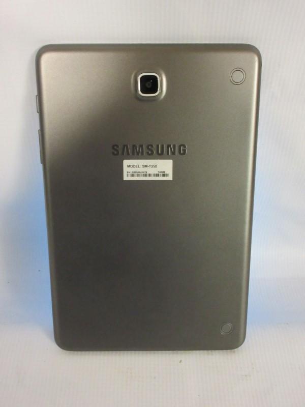 Samsung Galaxy Tab A Model: SM-T350NZAAXAR