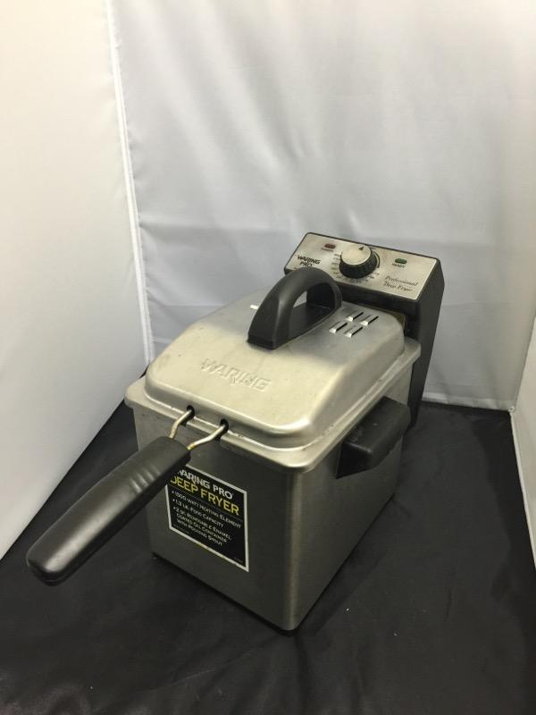 WARING Miscellaneous Appliances DEEP FRYER