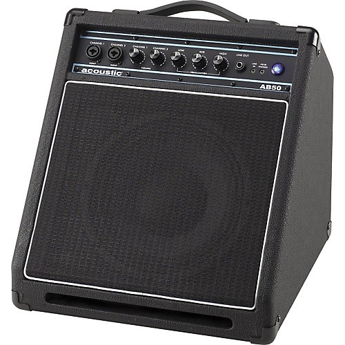 ACOUSTIC AB50 Bass Guitar Amp