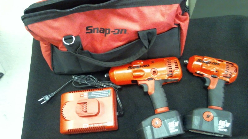 SNAP ON Impact Wrench/Driver CT4418