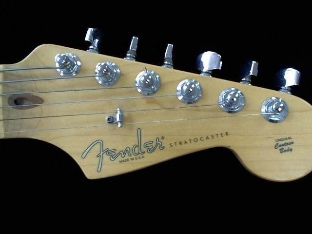 FENDER Electric Guitar STRATOCASTER USA STANDARD