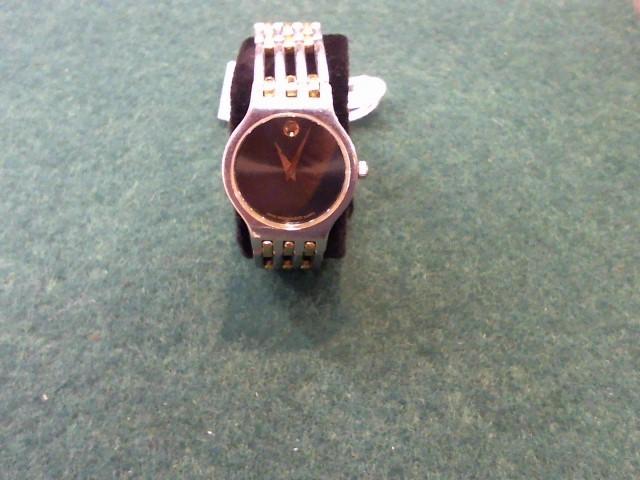 MOVADO Lady's Wristwatch 84-25-811.4