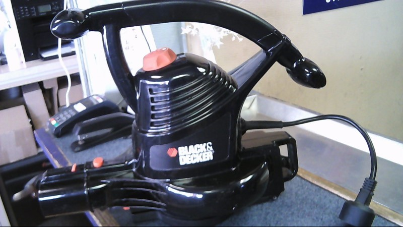 BLACK&DECKER Leaf Blower BV3100