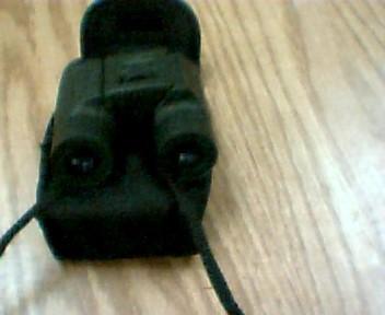BUSHNELL Binocular/Scope TROPHY WATERPROOF 8X25