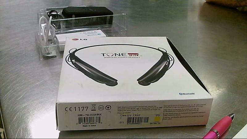 LG HEADPHONES TONE PRO HBS-750