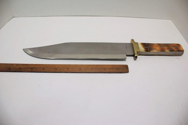 FROST CUTLERY Combat BOWIE Knife