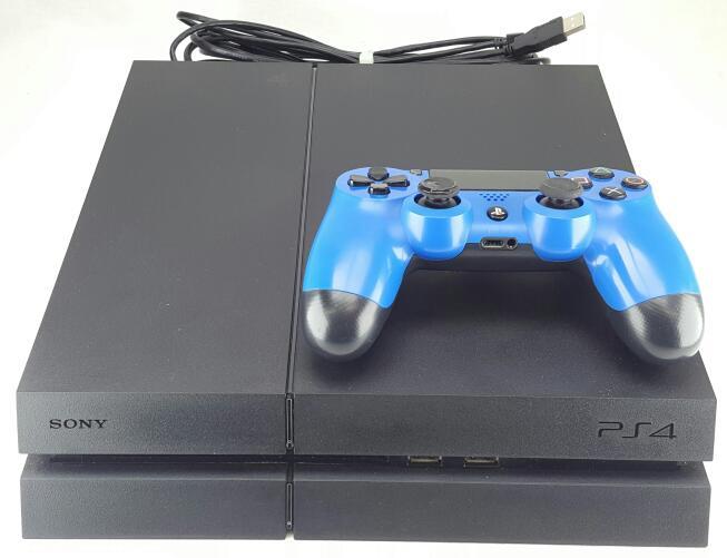 Sony Playstation 4 Console Black 500gb CUH-1215A
