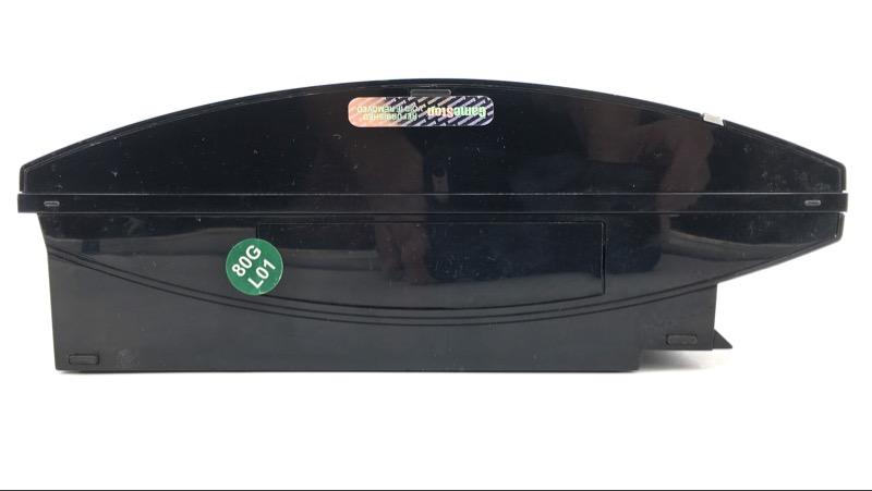 Sony PlayStation 3 80GB, Black - Model# CECHL01