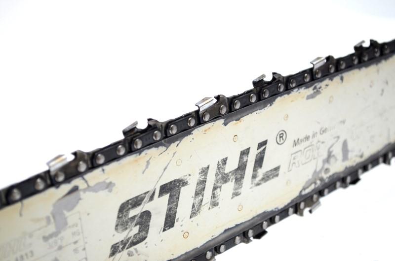 "Stihl MS 210 Gas Powered Chainsaw 16"" Bar Runs Nice! Free Shipping>"