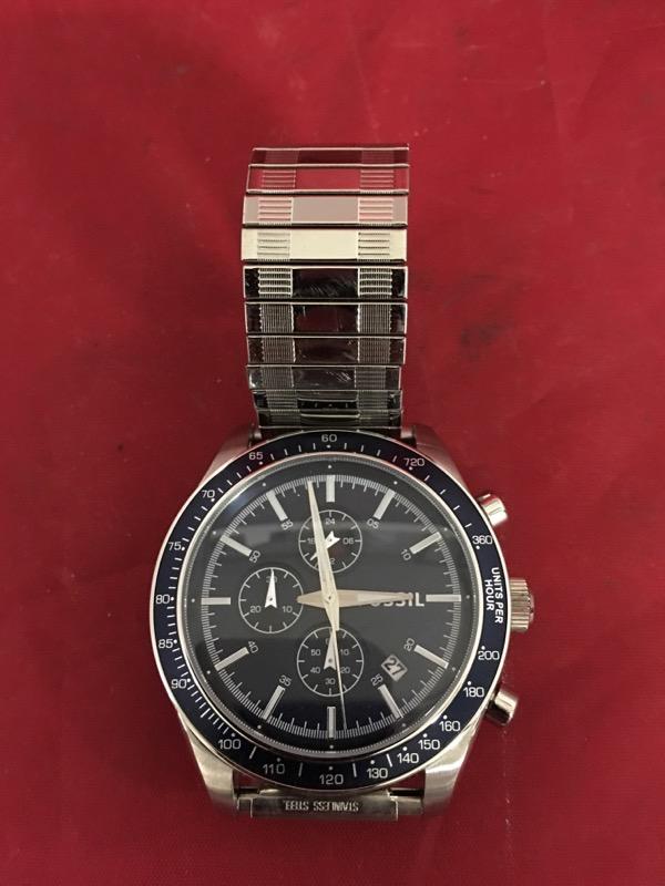FOSSIL Gent's Wristwatch BQ2065