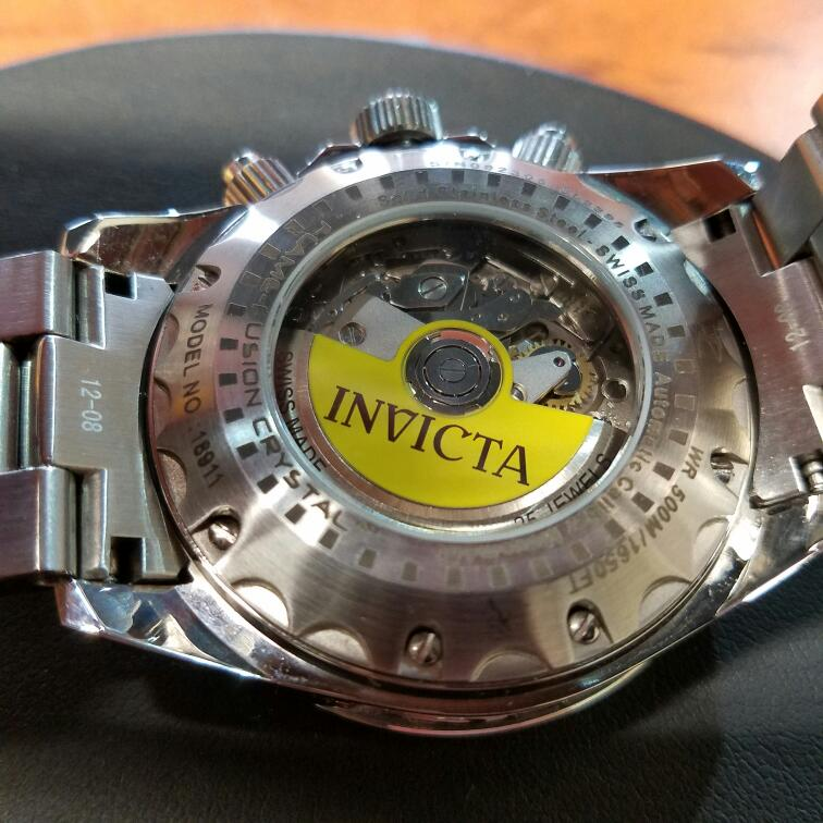 INVICTA Gent's Wristwatch 18911