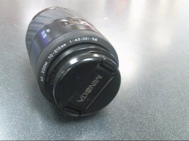 MINOLTA Lens/Filter AF 70-210MM F/4.5-5.6 II