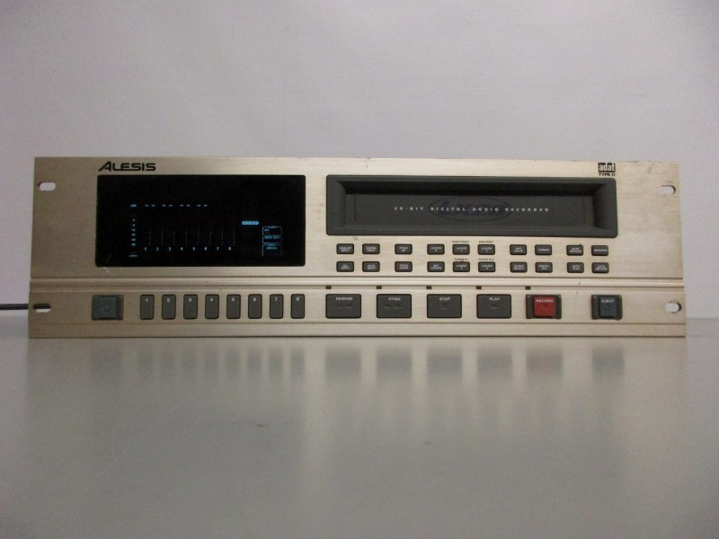 ALESIS LX20 ADAT RECORDER, PARTS/REPAIR