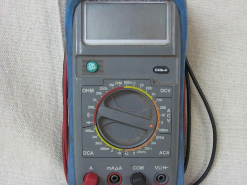 UEI Multimeter ADM5200