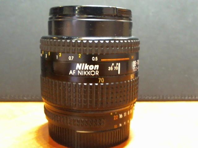 NIKON Lens/Filter AF NIKKOR 35 70MM
