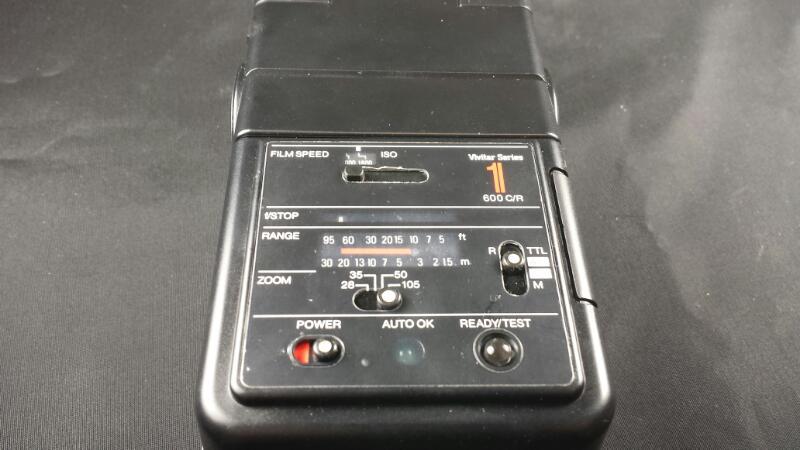 Vivitar Series 600 C/R Flash BB-1