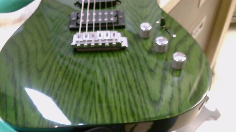 GREG BENNETT Electric Guitar INTERCEPTOR