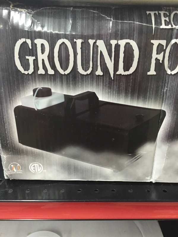 GROUND FFL-400    F SMOKE MA