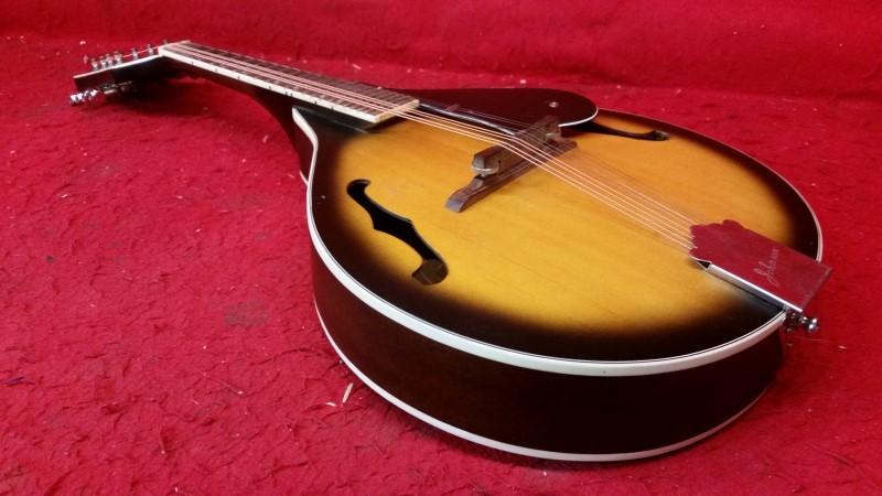 Kona Mandolin - w/ Soft Case