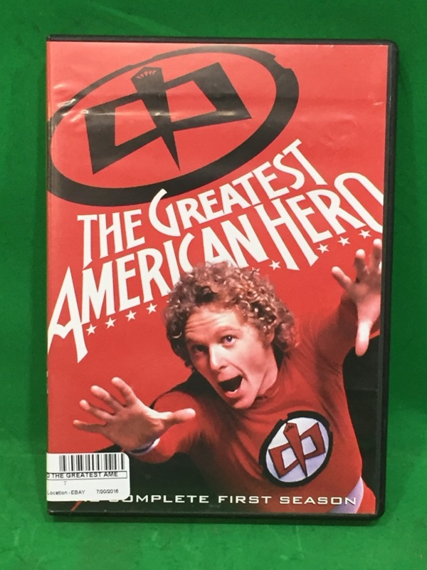 The Greatest American Hero - The Complete First Season 1