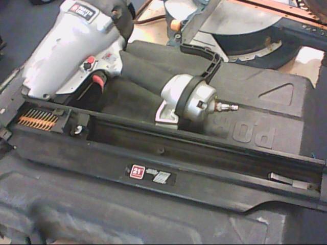 PORTER CABLE Nailer/Stapler FR350B