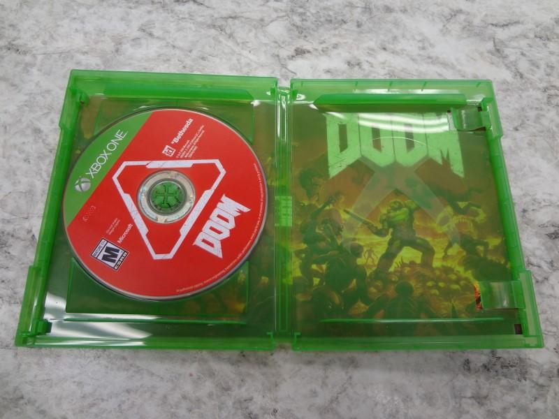 DOOM (MICROSOFT XBOX ONE)