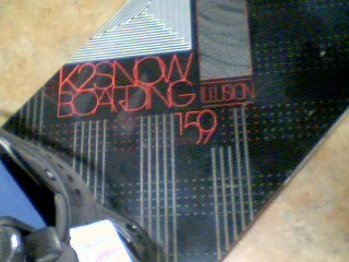 K2 Snowboard FREESTYLE SNOWBOARD