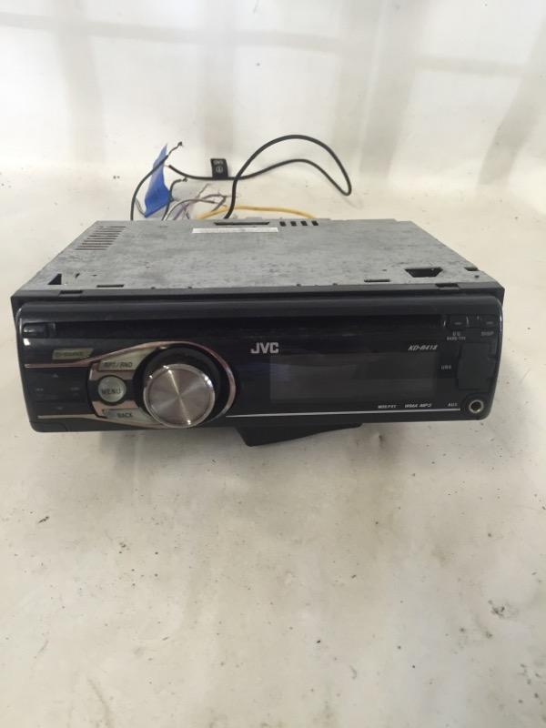 JVC Car Audio KD-R418