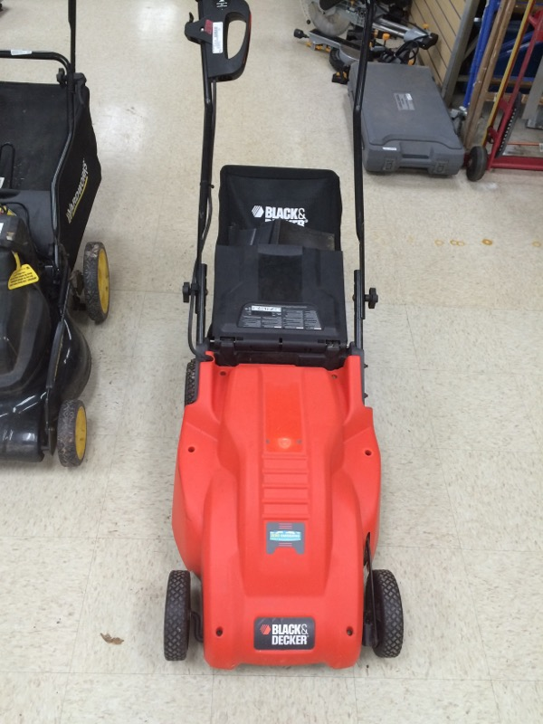 BLACK&DECKER Lawn Mower MM1800 ELECTRIC MOWER