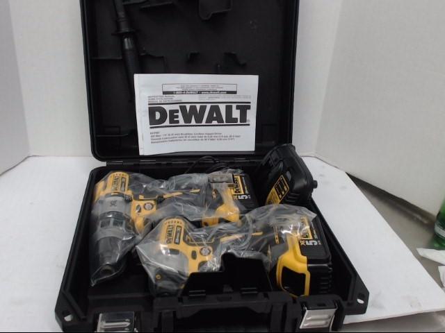 DEWALT Cordless Drill DCK299P2