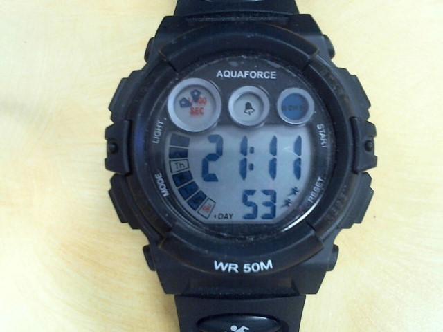 AQUAFORCE WATCH Gent's Wristwatch 123
