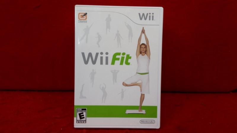 Wii Fit (Nintendo Wii, 2008) board not included