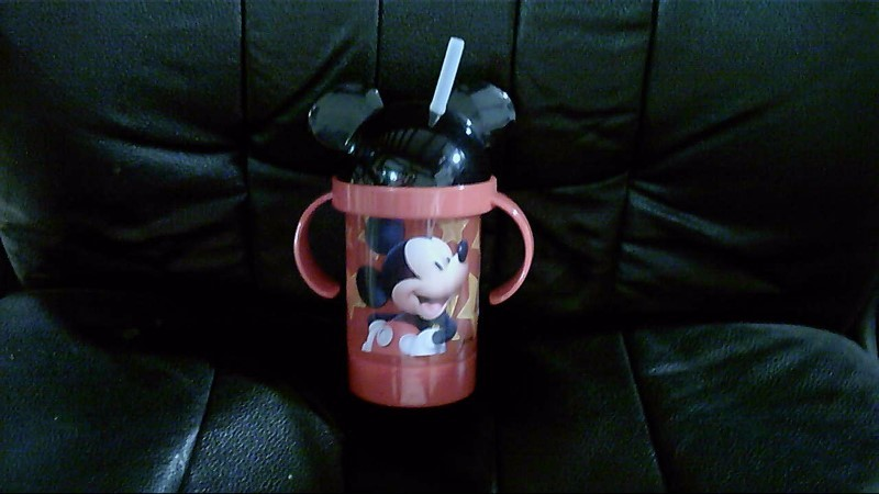 DISNEY MICKEY MOUSE SIPPY CUP