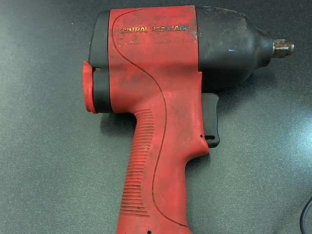 "CENTRAL PNEUMATIC Air Impact Wrench 1/2"" IMPACT WRENCH"