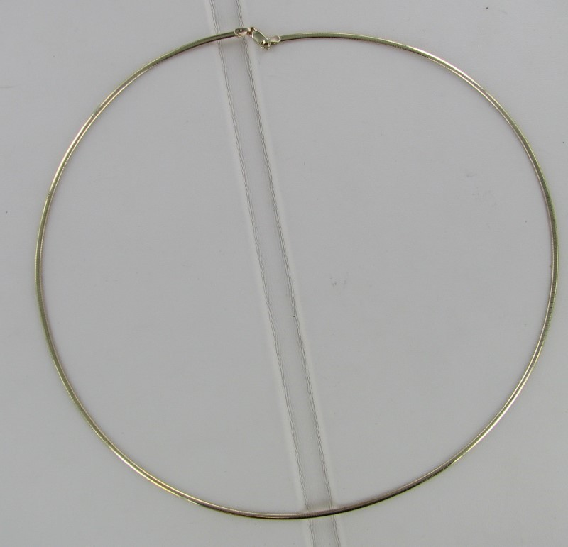 Gold Chain 10K Yellow Gold 5.2dwt