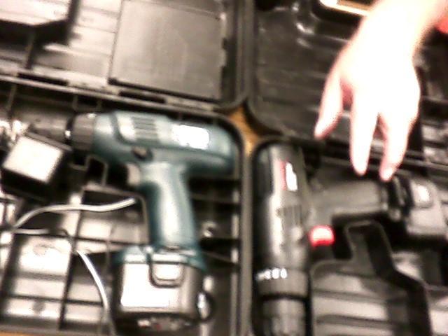 BLACK&DECKER Cordless Drill PS3525