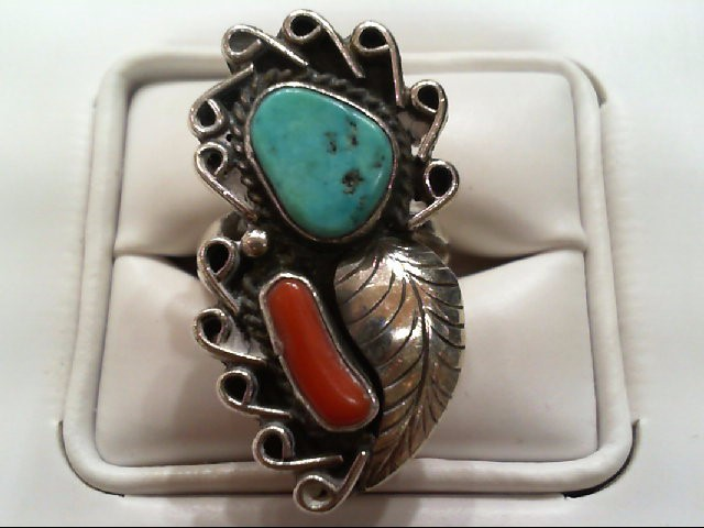 Lady's Silver Ring 925 Silver 7.1g